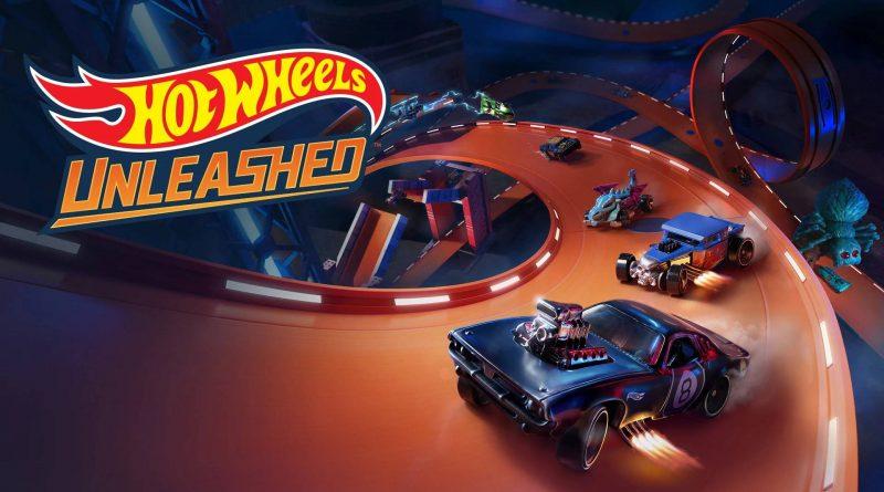 Hot Wheels Unleashed Nintendo Switch