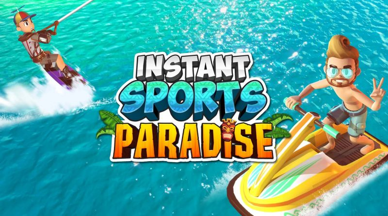 Instant Sports Paradise Nintendo Switch
