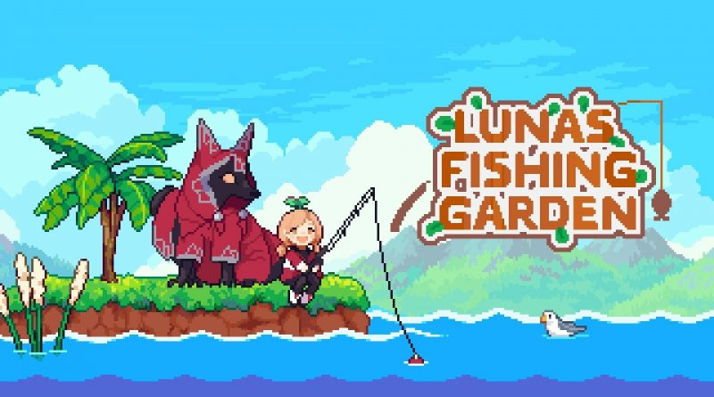 Luna's Fishing Garden Nintendo Switch