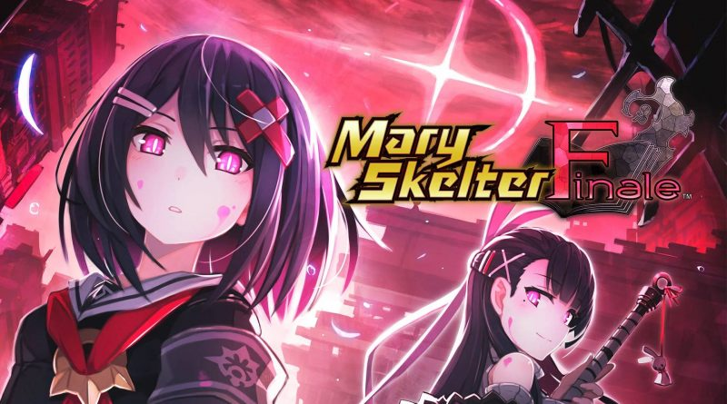 Mary Skelter Finale Nintendo Switch