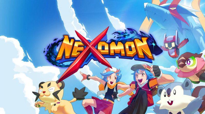 Nexomon Nintendo Switch