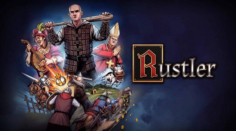Rustler Nintendo Switch