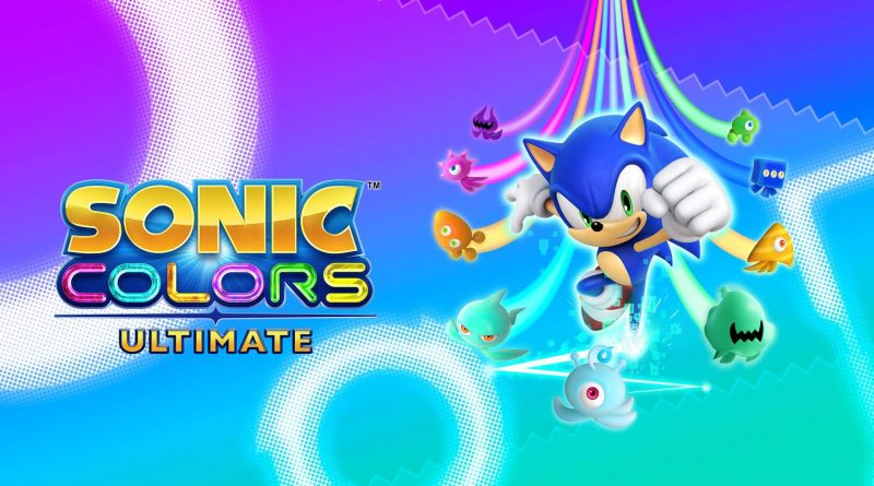 Sonic Colors: Ultimate Nintendo Switch