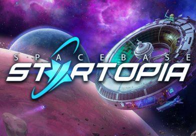 Spacebase Startopia Nintendo Switch Gameplay