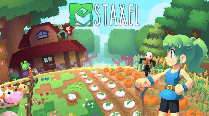 Staxel Nintendo Switch