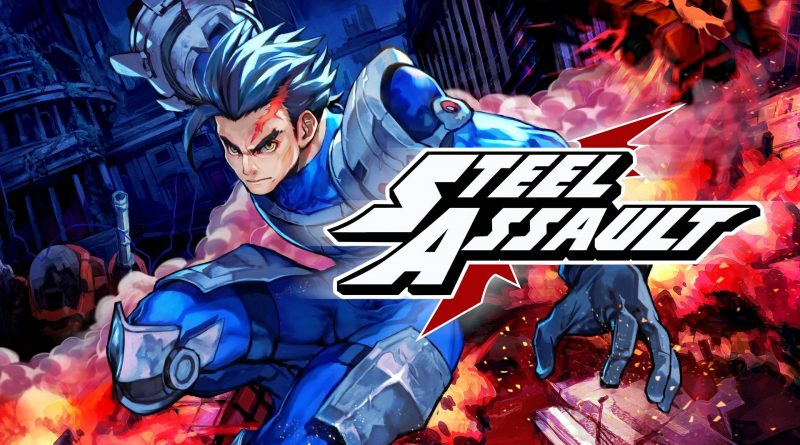 Steel Assault Nintendo Switch