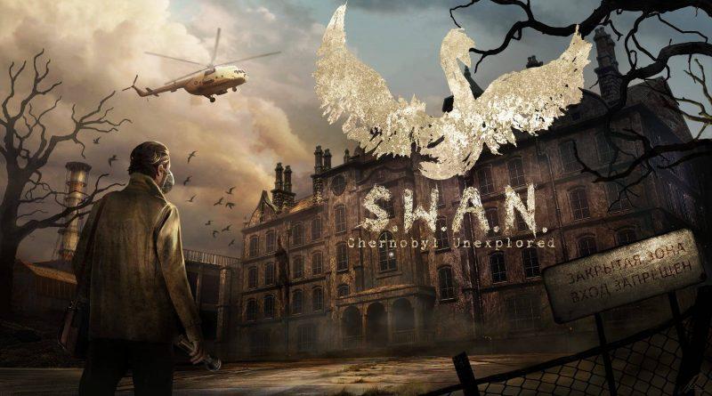 S.W.A.N.: Chernobyl Unexplored Nintendo Switch