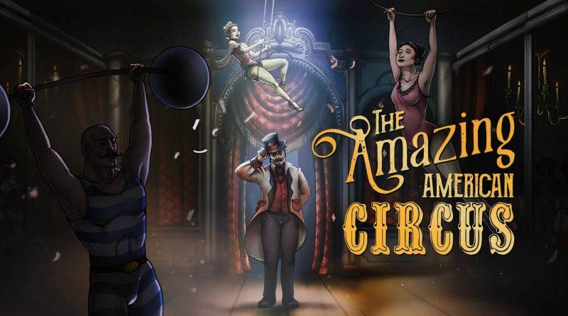 The Amazing American Circus Nintendo Switch