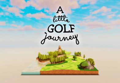 A Little Golf Journey Nintendo Switch Gameplay