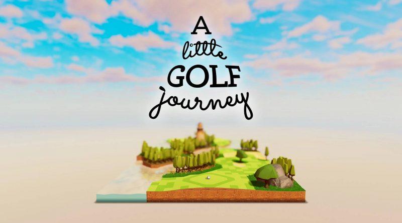 A Little Golf Journey Nintendo Switch