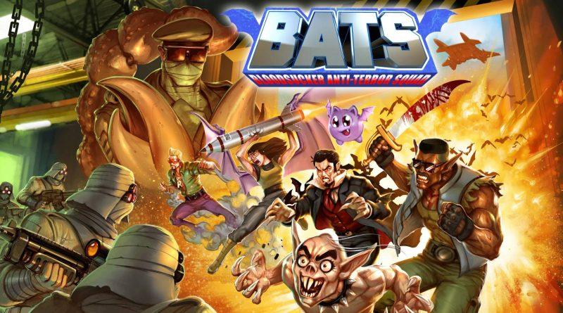 BATS: Bloodsucker Anti-Terror Squad Nintendo Switch