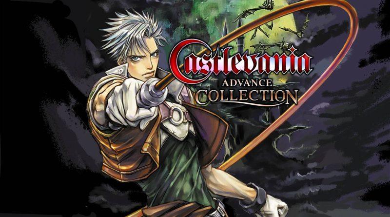 Castlevania Advance Collection Nintendo Switch
