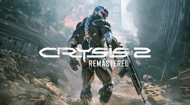 Crysis 2 Remastered Nintendo Switch