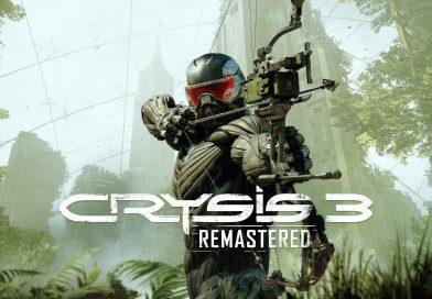 Crysis 3 Remastered Nintendo Switch Gameplay