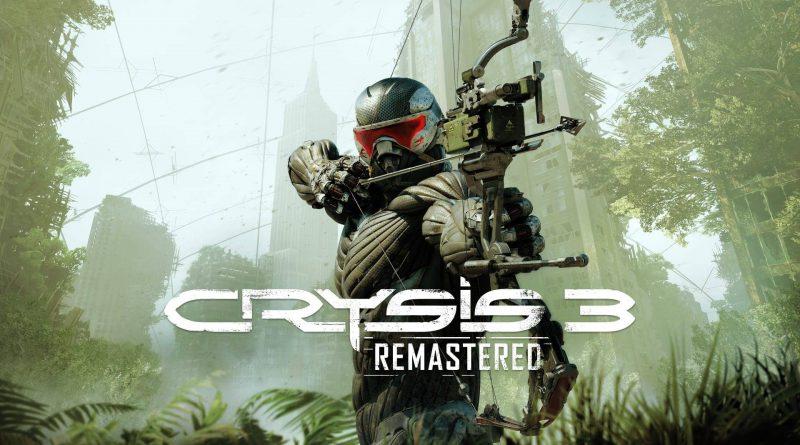 Crysis 3 Remastered Nintendo Switch