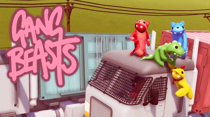 Gang Beasts Nintendo Switch