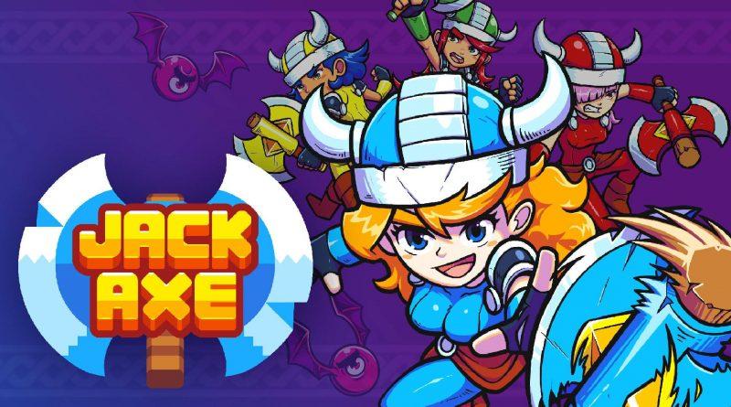 Jack Axe Nintendo Switch