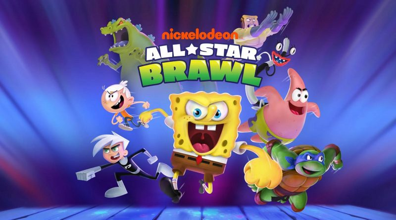 Nickelodeon All-Star Brawl Nintendo Switch