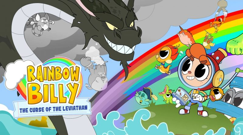 Rainbow Billy: The Curse of the Leviathan Nintendo Switch