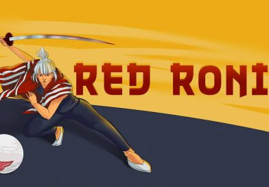 Red Ronin Nintendo Switch Gameplay