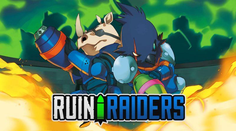 Ruin Raiders Nintendo Switch