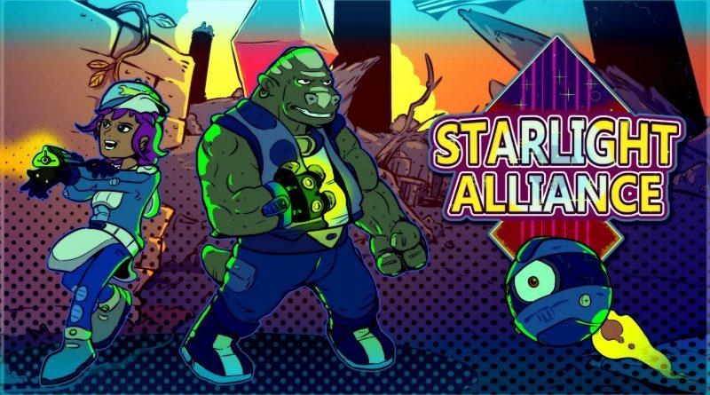 Starlight Alliance Nintendo Switch