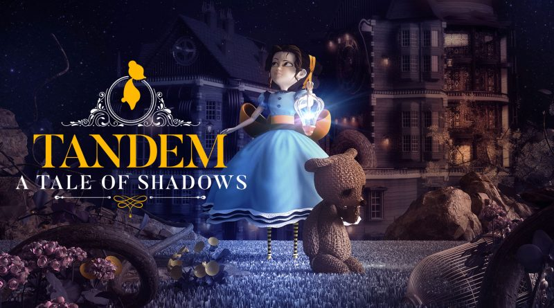 Tandem: A Tale of Shadows Nintendo Switch