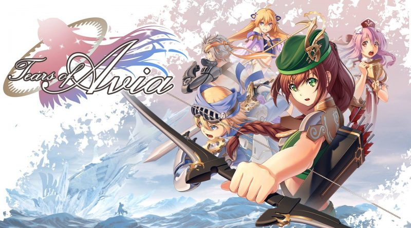 Tears of Avia Nintendo Switch